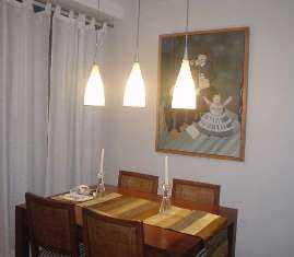 Iluminaci n del sal n y el comedor sala decora ilumina - Iluminacion para comedores ...