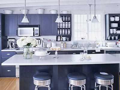 Pintando los gabinetes de la cocina | Cocina - Decora Ilumina