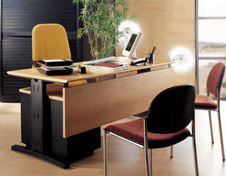 El feng shui en la oficina parte i feng shui decora for Escritorio de abogado