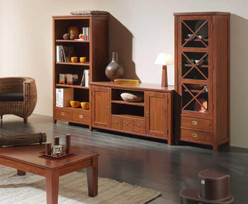 El estilo colonial en la decoraci n parte i muebles decora ilumina - Muebles estilo colonial ...