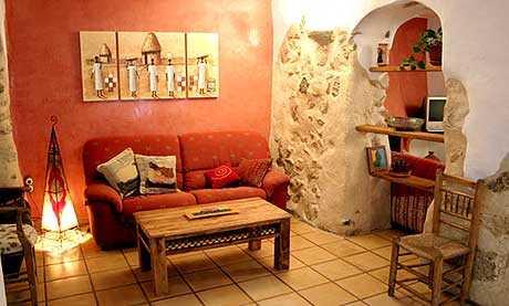 Creando un ambiente r stico muebles decora ilumina for Como decorar una habitacion rustica