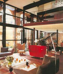 Decoraci n estilo loft tendencias decora ilumina for Decoracion estilo loft