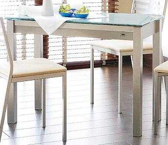 Mesas para comedores peque os comedor decora ilumina for Mesas comedores pequenos