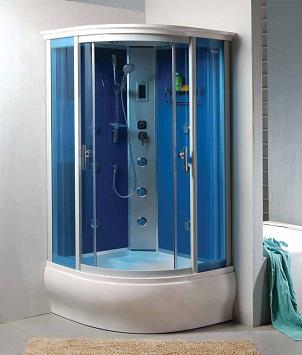 Modelos de cabina y ducha de hidromasaje ba o decora ilumina - Cabina de ducha ...
