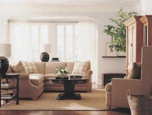 C mo colocar los muebles del sal n alfombras decora for Como colocar los muebles del salon