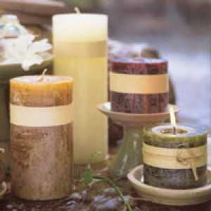 Como Decorar Con Velas Las Habitaciones Tendencias Decora Ilumina - Como-decorar-una-vela