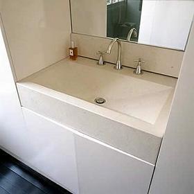 Modelos de lavabo para el ba o ba o decora ilumina - Lavabos de marmol para bano ...