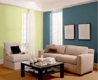 Lo que debemos saber antes de pintar nuestra casa for De que color pintar la casa