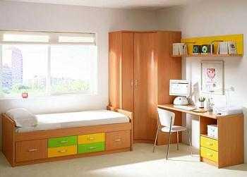 C mo decorar la habitacion de un preadolescente - Como decorar una habitacion pequena juvenil ...