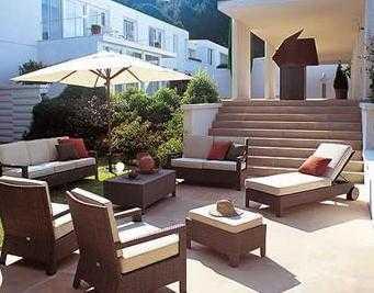 C mo limpiar los muebles de la terraza muebles decora for Amazon muebles terraza
