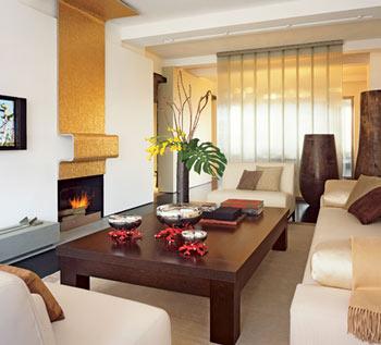 C mo planear la decoraci n de tu sala sala decora ilumina for Como decorar una sala sencilla y bonita