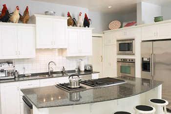C mo organizar la cocina de acuerdo al feng shui cocina for Ubicacion de cocina
