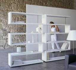 C mo separar espacios en tu casa muebles decora ilumina for Como dividir un ambiente