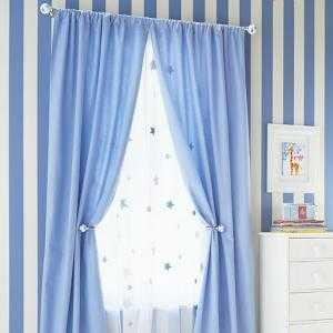 Qu hacer antes de elegir cortinas para la casa tip del for Telas para cortinas infantiles