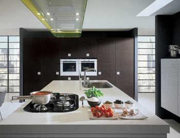 Eligiendo el material de las encimeras de la cocina - Encimeras laminadas de cocina ...