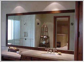 Qu tipo de espejo escoger para el ba o ba o decora for Espejos decorativos modernos para sala