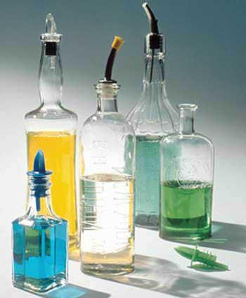 detergente frasco cristal