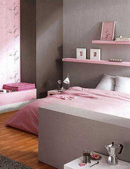 C mo decorar un cuarto en tonos rosado o fucsia for Cuarto lleno de rosas
