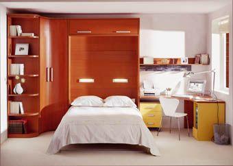 Dise os de closets para habitaciones juveniles for Tipos de closet para dormitorios
