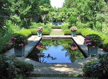 C mo instalar un espejo de agua en el jard n jardin for Espejos para jardin