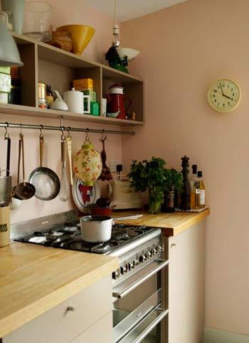 C mo decorar una cocina peque a cocina decora ilumina for Remodelar cocina pequena