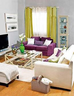 Renueva tu sal n cambiando la distribuci n de los muebles muebles decora ilumina - El mueble salones pequenos ...