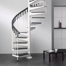 C mo proteger las barandas de metal de las escaleras for Como hacer gradas de metal
