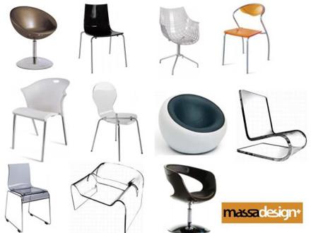 Ideas para modernizar tu estudio u oficina muebles for Sillas modernas precios