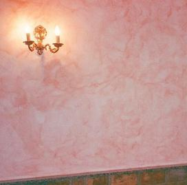 T cnicas de pintura muy actuales pintura decora ilumina - Tipos de pintura para pared ...