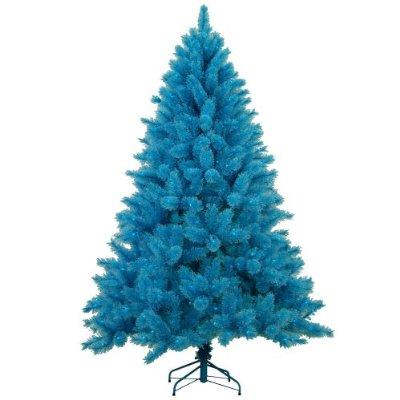 Rboles de navidad de colores navidad decora ilumina - Arbol navidad colores ...
