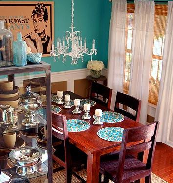 Decoración vintage para el comedor | Comedor - Decora Ilumina