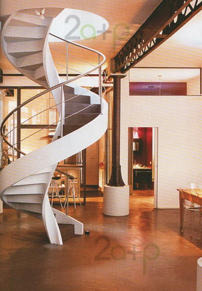 Tipos De Escaleras Para Ahorrar Espacio Tip Del Dia