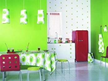 Colores para pintar el comedor comedor decora ilumina - Pintar comedor dos colores ...