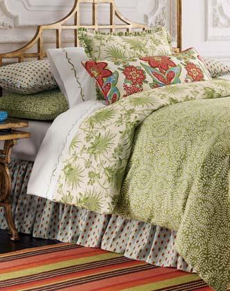 Cortinas combinadas con crochet