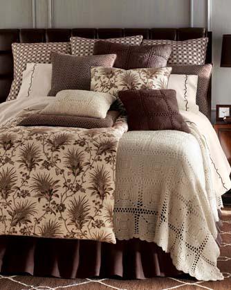 Ropa de cama otoñal