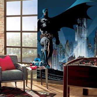 C mo decorar una habitaci n infantil con el tema for Dormitorio super heroes