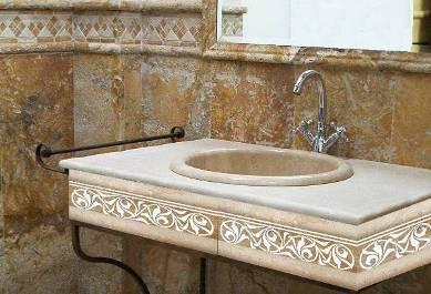 C mo decorar con m rmol tendencias decora ilumina for Con que se limpia el marmol