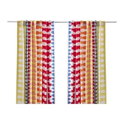 Ideas de cortinas para habitaciones de las adolescentes - Cortinas dormitorio ikea ...