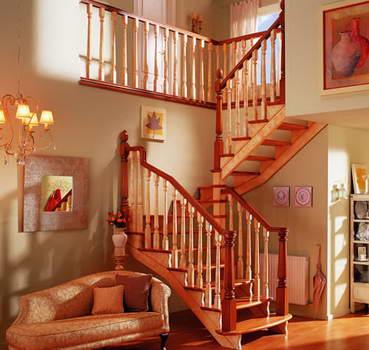 Tipos de barandas para las escaleras de tu casa for Escaleras en concreto para casas