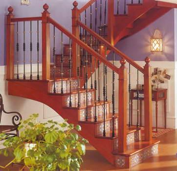 Tipos de barandas para las escaleras de tu casa - Barandales modernos para escaleras ...