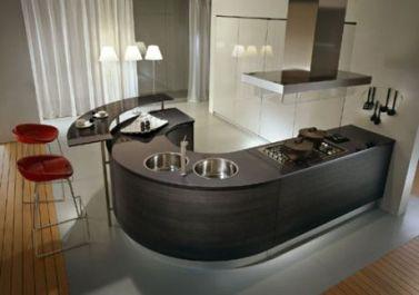 Las cocinas del siglo xxi cocina decora ilumina for Modern kitchen designs 2009