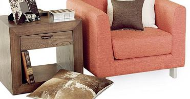 Mesas auxiliares para el sal n muebles decora ilumina for Muebles de sala amazon