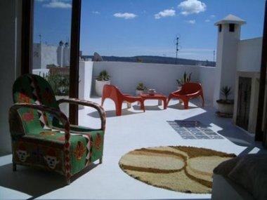 Decorando la azotea terraza decora ilumina for La casa de la azotea