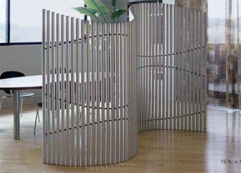 Nuevos estilos para separadores de ambientes muebles - Muebles separadores de espacios ...