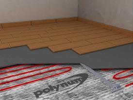 Casa residencial familiar calefaccion por suelo radiante o radiadores - Calefaccion por el suelo ...