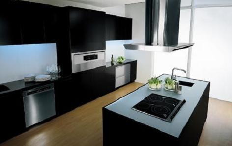 Ventajas y cuidados de las campanas extractoras cocina - Campanas de cocina modernas ...