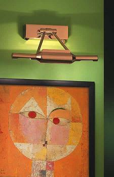 Consejos para la iluminaci n de cuadros y librer as tip del dia decora ilumina - Iluminacion para cuadros ...