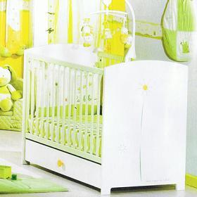 C mo elegir los muebles para la habitaci n del beb - Muebles para la habitacion del bebe ...