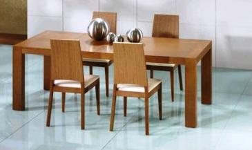 Modelos de mesas modernas para el comedor comedor for Modelos de mesas de comedor modernas