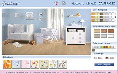simulador virtual para la decoraci n de un dormitorio de